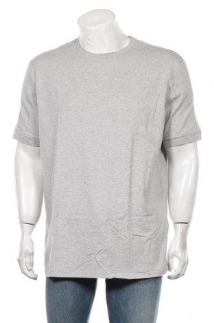 Tricou de bărbați Sisley, Mărime XXL, Culoare Gri, 97% bumbac, 3% elastan, Preț 120,89 Lei