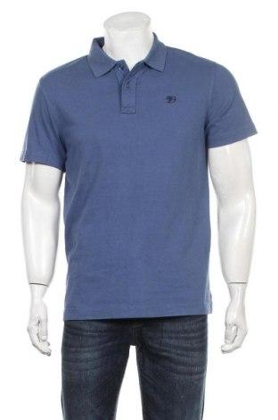 Мъжка тениска Tom Tailor, Размер L, Цвят Син, Памук, Цена 28,00лв.