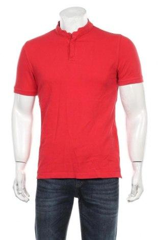 Tricou de bărbați Vistula, Mărime M, Culoare Roșu, Bumbac, Preț 56,37 Lei