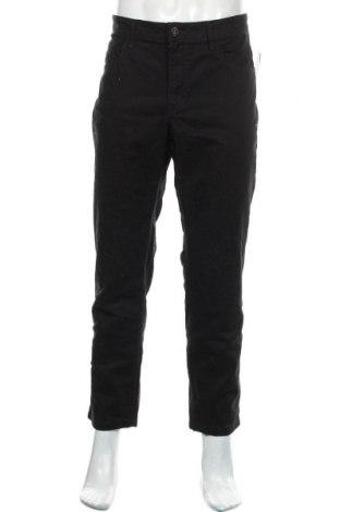Ανδρικό τζίν Angelo Litrico, Μέγεθος XL, Χρώμα Μαύρο, 99% βαμβάκι, 1% ελαστάνη, Τιμή 23,38€