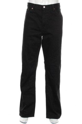 Ανδρικό τζίν Levi's, Μέγεθος XL, Χρώμα Μαύρο, Τιμή 33,40€