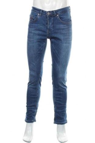 Мъжки дънки Tommy Hilfiger, Размер M, Цвят Син, 98% памук, 2% еластан, Цена 48,75лв.