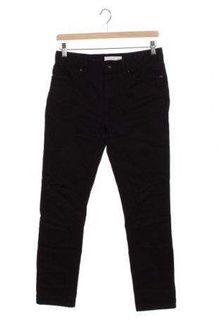 Мъжки дънки Topman, Размер S, Цвят Черен, 98% памук, 2% еластан, Цена 29,40лв.