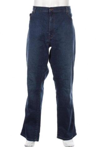 Pánské džíny  Wrangler, Velikost XXL, Barva Modrá, Bavlna, elastan, Cena  542,00Kč