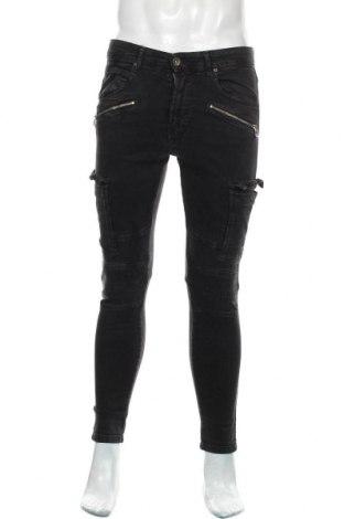 Ανδρικό τζίν Zara Man, Μέγεθος S, Χρώμα Μαύρο, 98% βαμβάκι, 2% ελαστάνη, Τιμή 23,51€