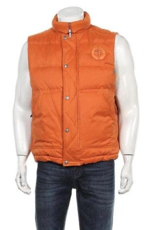 Мъжки елек McNeal, Размер M, Цвят Оранжев, 40% полиестер, 36% памук, 24% полиамид, Цена 33,60лв.