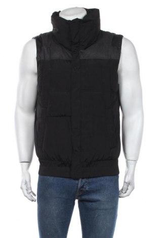 Мъжки елек Zara Man, Размер XL, Цвят Черен, Полиестер, Цена 49,35лв.