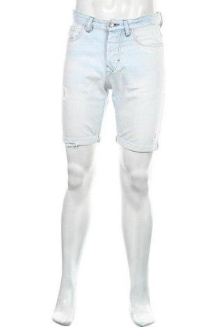 Pantaloni scurți de bărbați Jack & Jones, Mărime S, Culoare Albastru, Preț 79,58 Lei