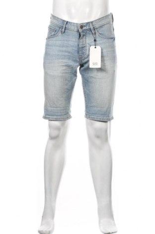 Pánské kraťasy Q/S by S.Oliver, Velikost M, Barva Modrá, 98% bavlna, 2% elastan, Cena  839,00Kč