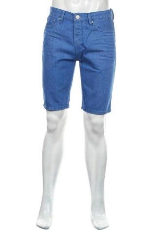 Pánské kraťasy River Island, Velikost M, Barva Modrá, Cena  311,00Kč