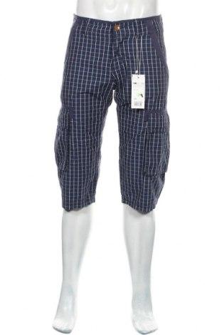 Ανδρικό κοντό παντελόνι S.Oliver, Μέγεθος M, Χρώμα Μπλέ, Βαμβάκι, Τιμή 32,16€