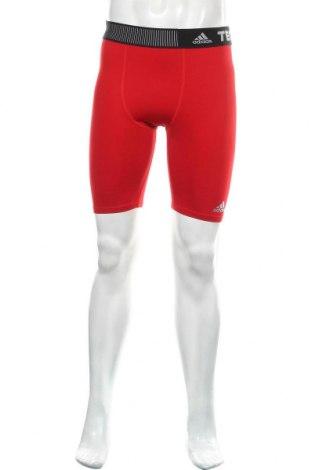 Pánské legíny  Adidas, Velikost M, Barva Červená, Cena  455,00Kč