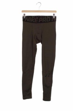 Pánské legíny  Nike, Velikost S, Barva Zelená, 88% polyester, 12% elastan, Cena  606,00Kč