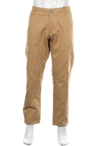 Ανδρικό παντελόνι Angelo Litrico, Μέγεθος XL, Χρώμα  Μπέζ, Βαμβάκι, Τιμή 23,38€
