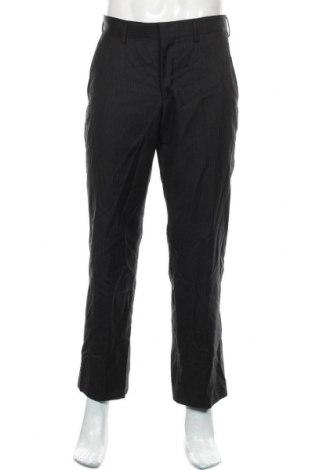 Ανδρικό παντελόνι Matinique, Μέγεθος M, Χρώμα Μαύρο, 50% μαλλί, 50% πολυεστέρας, Τιμή 21,80€