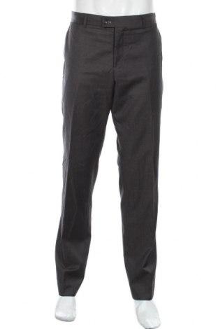 Ανδρικό παντελόνι Matinique, Μέγεθος XL, Χρώμα Γκρί, 60% μαλλί, 40% πολυεστέρας, Τιμή 31,18€