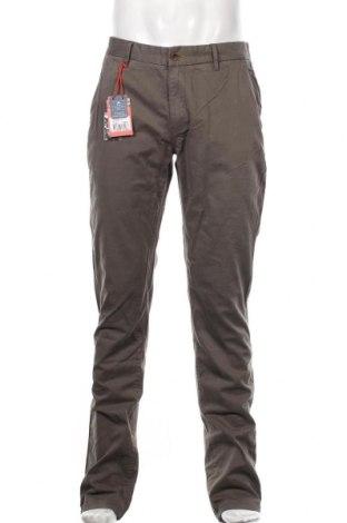 Pantaloni de bărbați New Zealand Auckland, Mărime M, Culoare Verde, 98% bumbac, 2% elastan, Preț 412,17 Lei