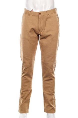 Pantaloni de bărbați New Zealand Auckland, Mărime M, Culoare Bej, 98% bumbac, 2% elastan, Preț 392,27 Lei