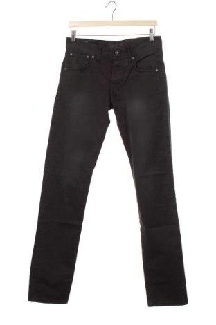 Мъжки панталон Pepe Jeans, Размер S, Цвят Сив, 97% памук, 3% еластан, Цена 119,25лв.