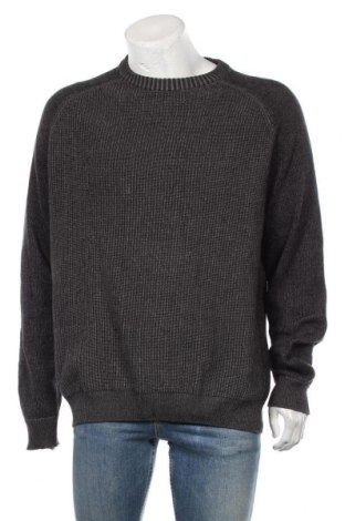 Ανδρικό πουλόβερ Angelo Litrico, Μέγεθος XXL, Χρώμα Μαύρο, Βαμβάκι, Τιμή 24,68€