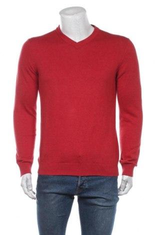 Męski sweter Esprit, Rozmiar S, Kolor Czerwony, Bawełna, Cena 75,00zł