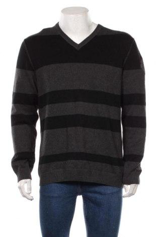 Męski sweter Esprit, Rozmiar XL, Kolor Szary, Bawełna, Cena 87,00zł