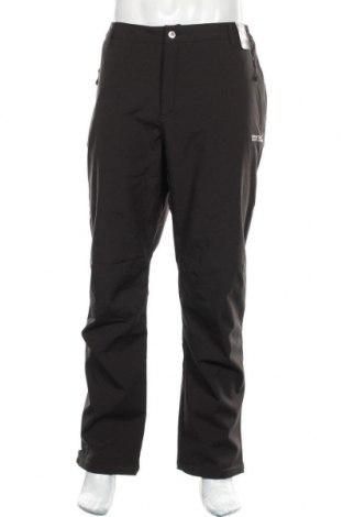 Pantaloni trening de bărbați Regatta, Mărime XL, Culoare Negru, 96% poliester, 4% elastan, Preț 227,96 Lei