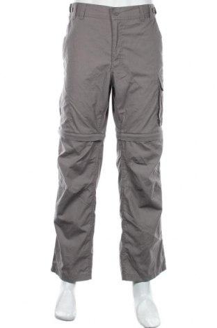 Мъжки спортен панталон Trespass, Размер M, Цвят Сив, Полиамид, Цена 75,60лв.