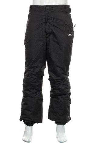 Мъжки спортен панталон Trespass, Размер M, Цвят Черен, Полиестер, Цена 78,40лв.