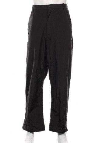 Мъжки спортен панталон Trespass, Размер XL, Цвят Черен, Полиамид, Цена 64,40лв.