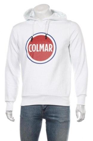 Мъжки суичър Colmar, Размер M, Цвят Бял, Памук, Цена 177,45лв.