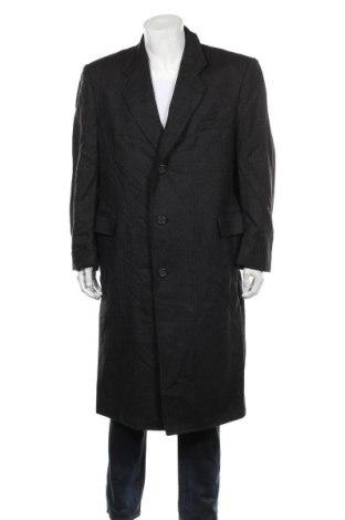 Pánský kabát , Velikost XL, Barva Šedá, Vlna, Cena  497,00Kč