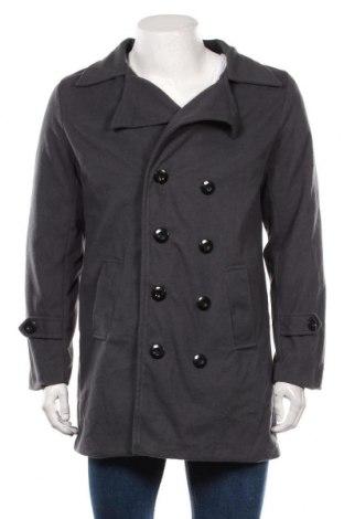 Palton de bărbați, Mărime L, Culoare Albastru, Preț 162,47 Lei