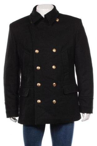 Palton de bărbați, Mărime L, Culoare Negru, Preț 245,37 Lei