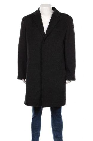 Palton de bărbați TCM, Mărime XL, Culoare Negru, 90% lână, 10% cașmir, Preț 311,68 Lei