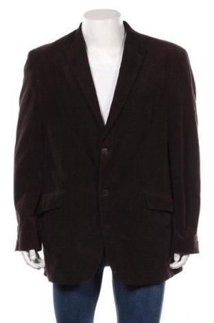 Ανδρικό σακάκι Angelo Litrico, Μέγεθος XL, Χρώμα Καφέ, Βαμβάκι, Τιμή 22,08€