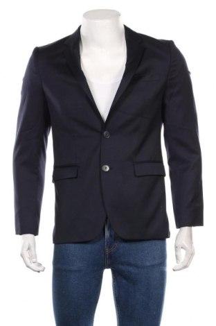 Ανδρικό σακάκι Hugo Boss, Μέγεθος M, Χρώμα Μπλέ, Μαλλί, Τιμή 75,46€