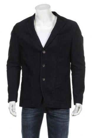 Ανδρικό σακάκι Matinique, Μέγεθος L, Χρώμα Μπλέ, 60% πολυεστέρας, 40% βαμβάκι, Τιμή 31,55€