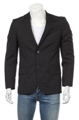 Ανδρικό σακάκι Matinique, Μέγεθος M, Χρώμα Μαύρο, 98% μαλλί, 2% πολυεστέρας, Τιμή 31,18€