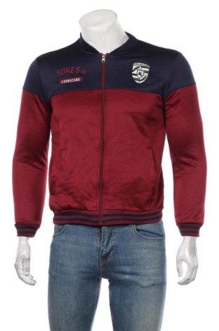 Мъжко спортно горнище, Размер M, Цвят Червен, Цена 27,30лв.