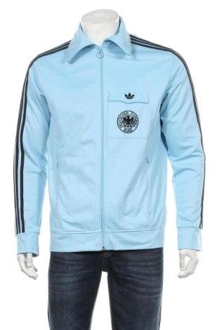 Pánský sportovní vrch Adidas Originals, Velikost L, Barva Modrá, 52% bavlna, 48% polyester, Cena  706,00Kč