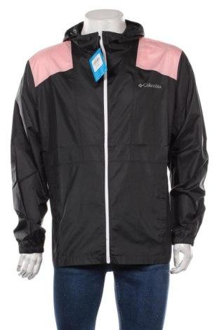 Мъжко спортно яке Columbia, Размер L, Цвят Сив, 100% полиестер, Цена 153,17лв.