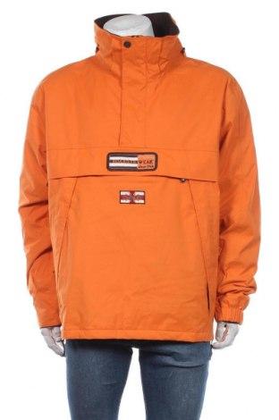 Мъжко спортно яке Crane, Размер L, Цвят Оранжев, Полиамид, Цена 51,45лв.