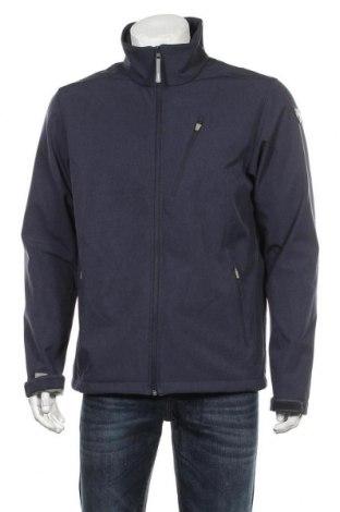 Мъжко спортно яке Icepeak, Размер L, Цвят Син, 100% полиестер, Цена 56,70лв.