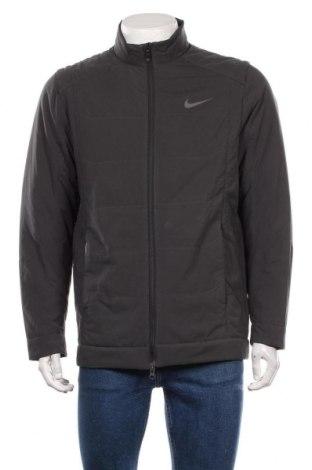 Мъжко спортно яке Nike Golf, Размер M, Цвят Сив, Полиестер, Цена 51,00лв.