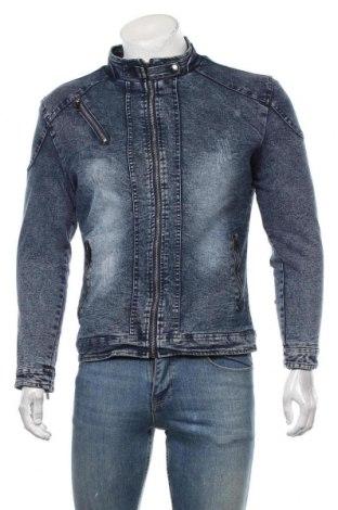 Мъжко яке, Размер M, Цвят Син, Цена 40,95лв.