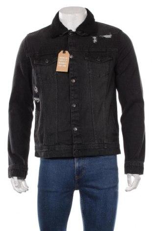 Мъжко яке Brooklyn Supply Co., Размер S, Цвят Черен, 100% памук, Цена 60,52лв.