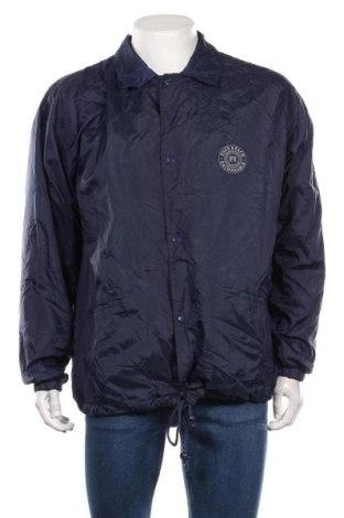 Мъжко яке Faconnable, Размер XL, Цвят Син, 75% памук, 35% полиестер, Цена 91,98лв.