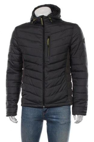 Pánská bunda  Tom Tailor, Velikost M, Barva Černá, Polyester, Cena  914,00Kč