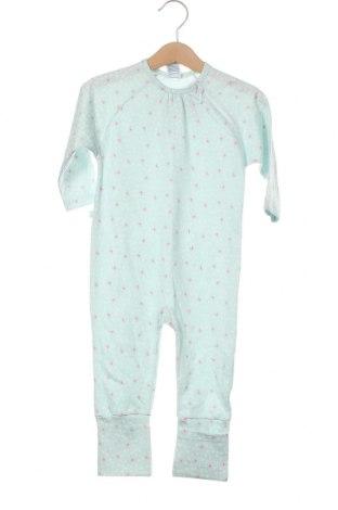 Pyžamo  Sanetta, Velikost 6-9m/ 68-74 cm, Barva Modrá, Bavlna, Cena  384,00Kč
